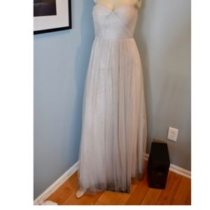 Jenny Yoo Tulle Formal Gown size 2 (A33)